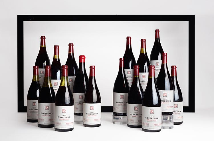 Domaine Engel The Trilogy Vertical Echezeaux 16 magnums aghera/wines