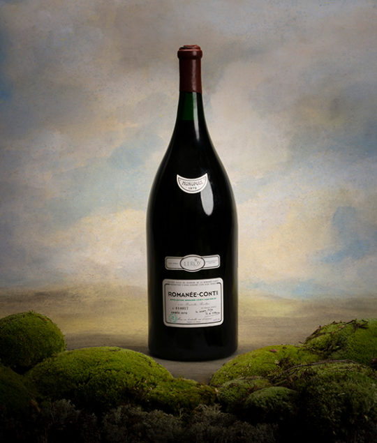 """Origins"" auction by Baghera/wines Lot 123"
