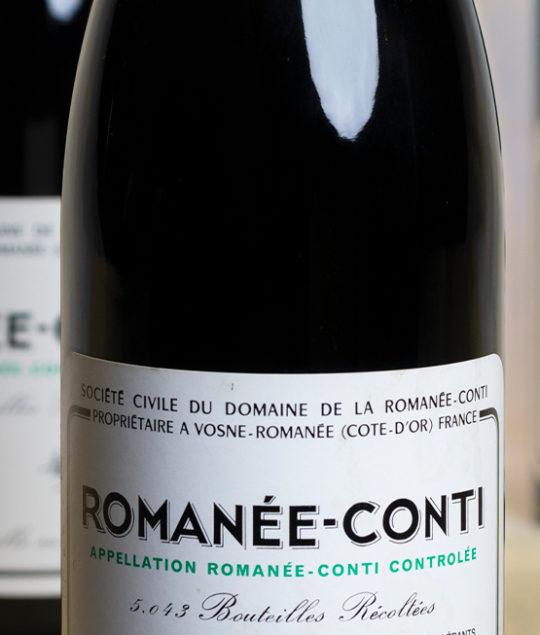 """Origins"" Romanée-Conti Baghera/wines"