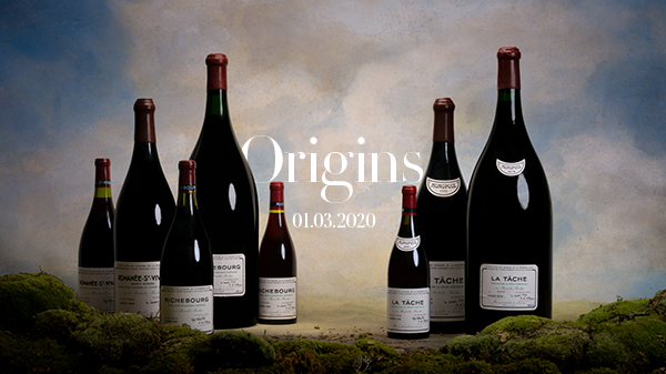 """""""Origins"""" Baghera/wines"""