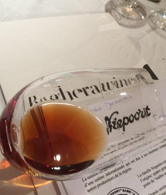 Garrafeira Niepoort, Baghera/wines