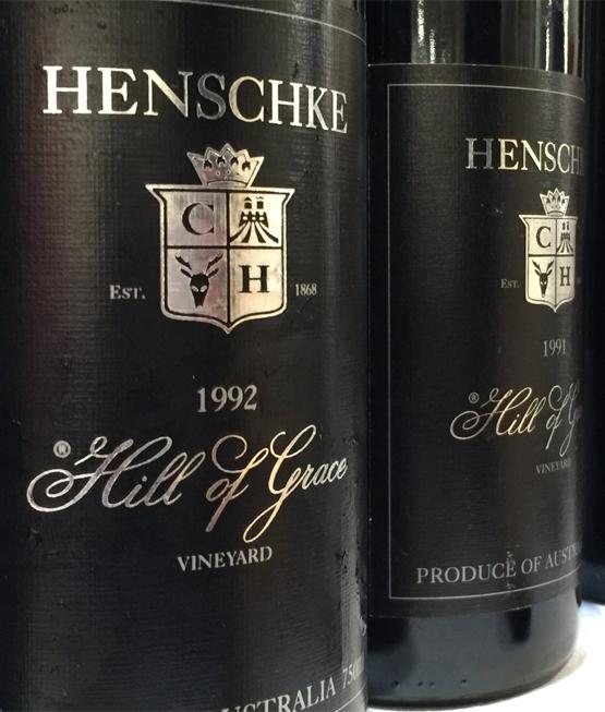 Henschke Hill of grace tasting, Baghera/wines