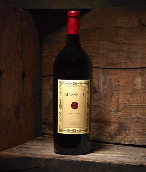 Masseto, Baghera/wines