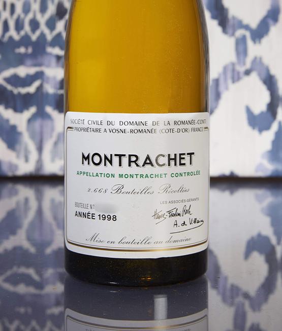 Montrachet, DRC, Baghera/wines