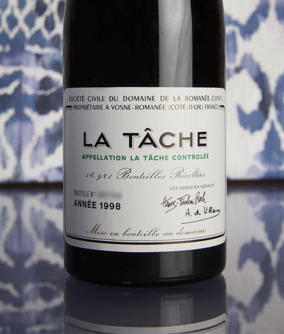 DRC, La Tache 1998, Baghera/wines