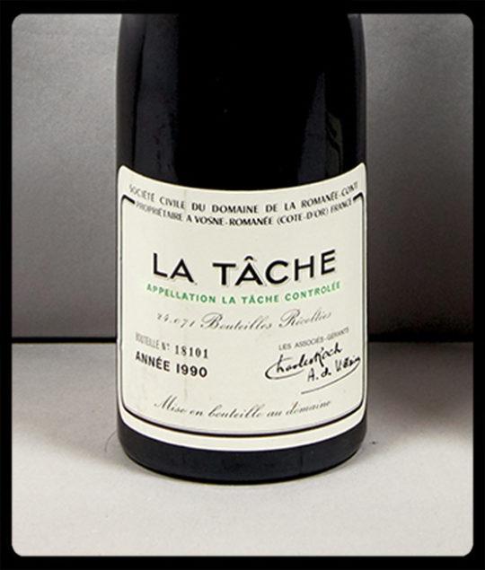 DRC La Tache Baghera/wines