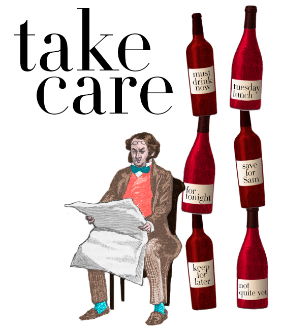 Take care during the covid-19 epidemic, Baghera/wines