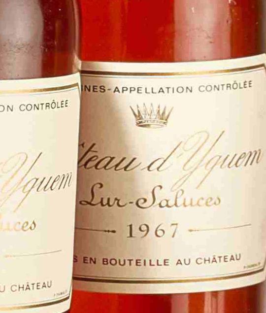 Yquem Baghera/wines