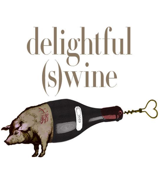 "wine o'clock ""Delightful (s)wine"" Baghera/wines"