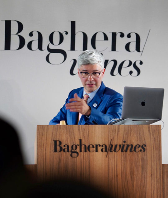 """Origins"" auction by Baghera/wines results"