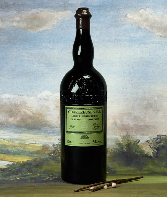 "The Chartreuse collection, ""Kingdoms"" by Baghera/wines, wine auction, Geneva December 6, 2020"