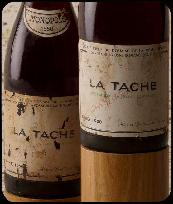 """""""Burgundy fields forever"""" auction –highlight on Domaine de la Romanée-Conti by Bagherawines"""